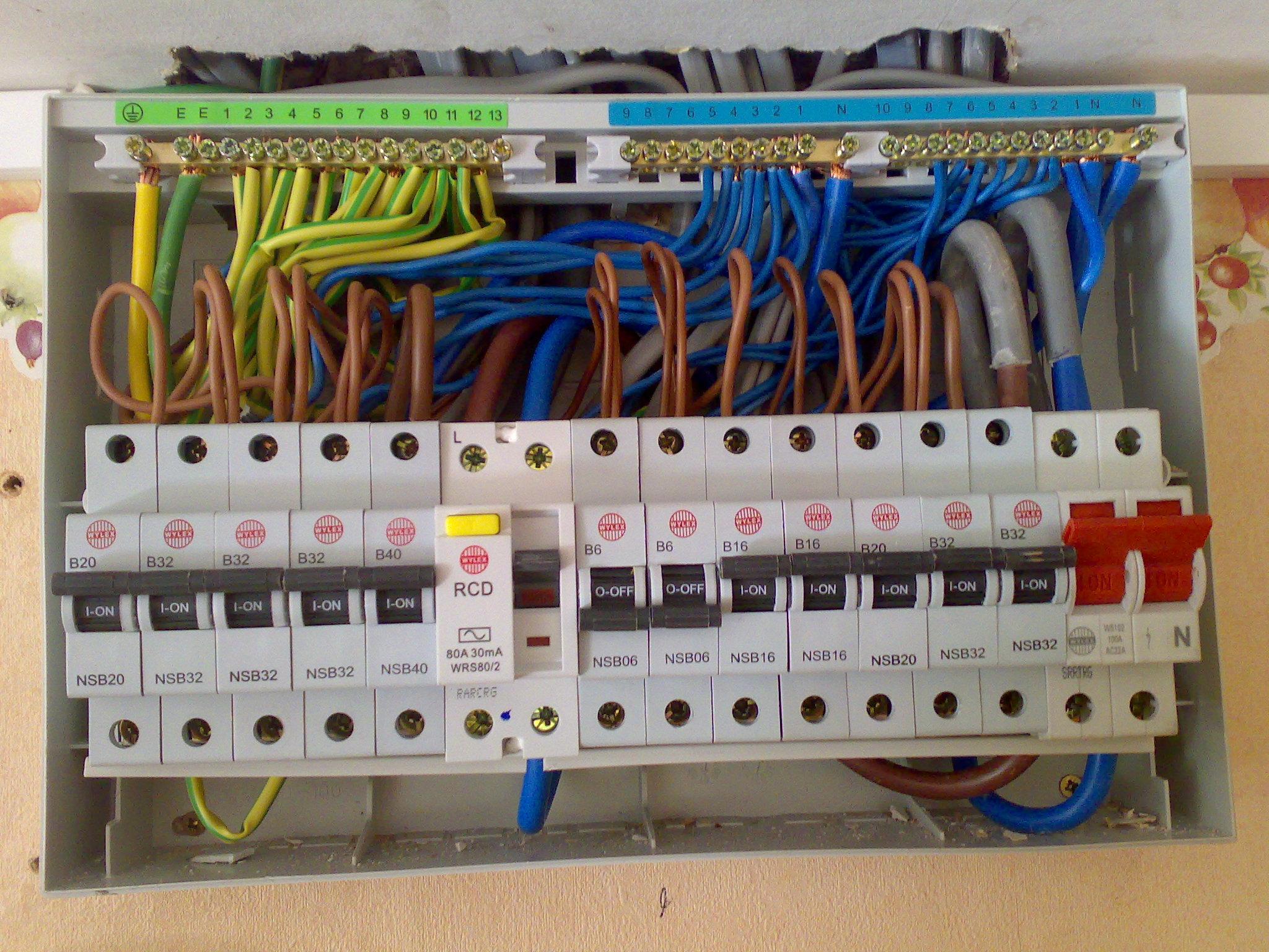 Stuart steel electrical